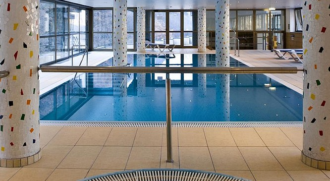 hotel panorama caldea: